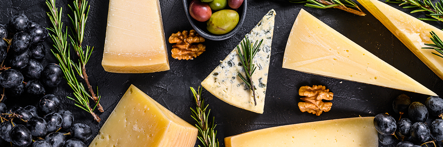Dairy and Cheeses