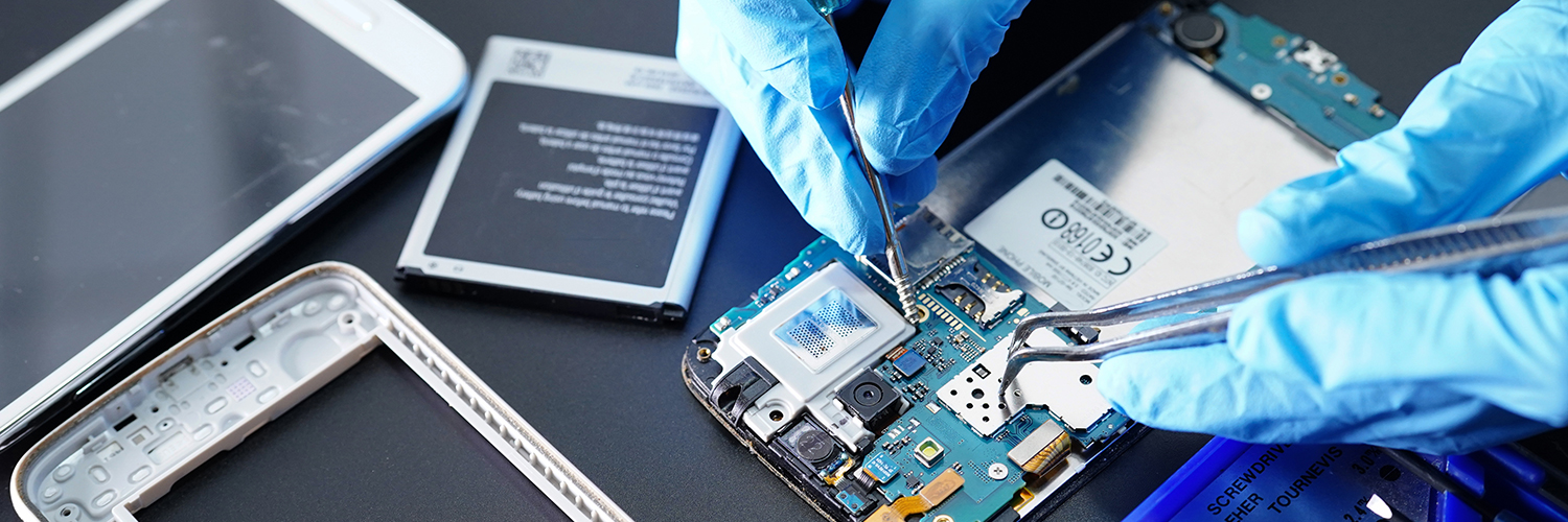 Electronic Repair and Maintenance