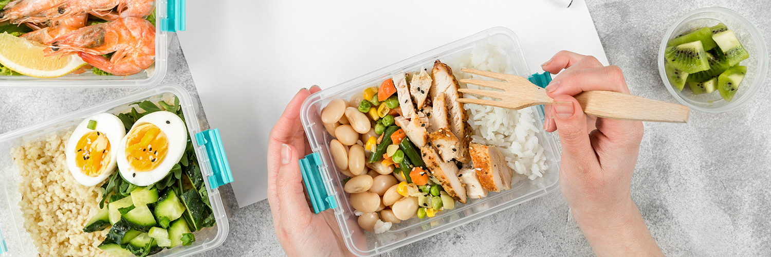 Ready healthy meals