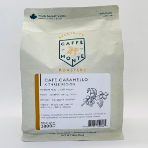 Café Caramello X Three Region