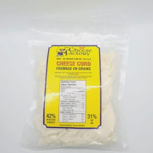 Cheese curds, (Fromage en grains), medium approx. 420g